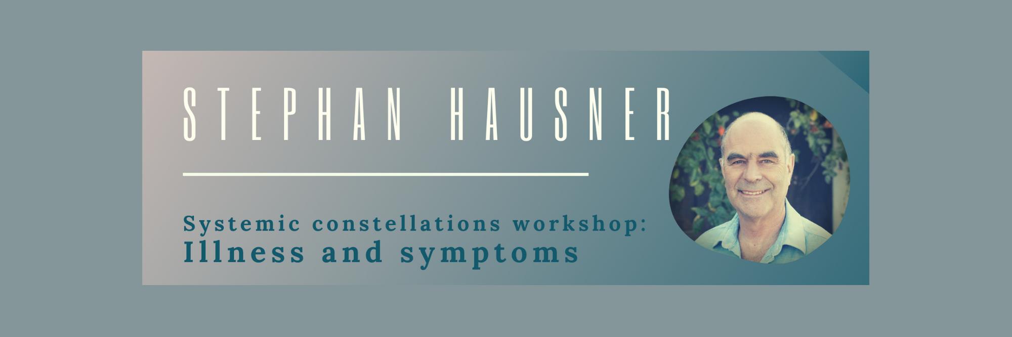 Stephan Hausner workshop